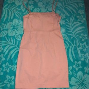 NWT forever 21 coral dress